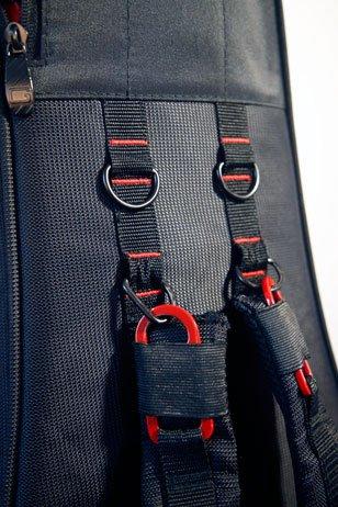 The Gator Pro Go's adjustable straps